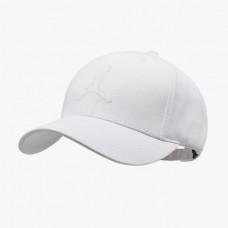 Jordan Cap | White
