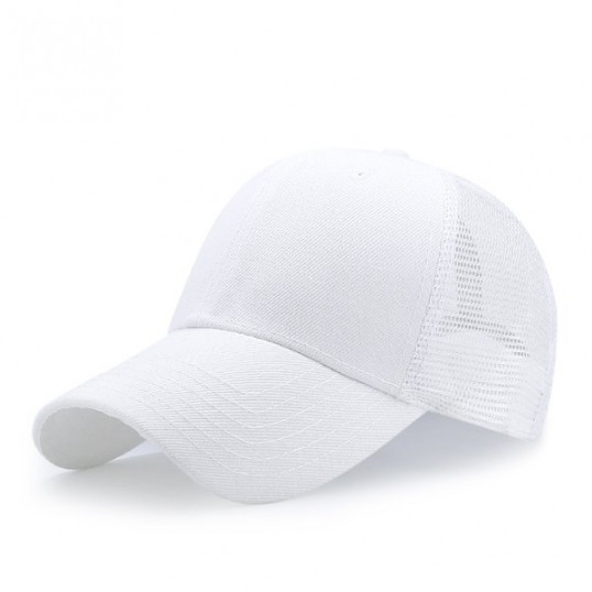 Summer Cap | White