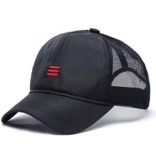 USA Summer Cap | Black