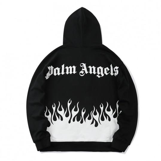 Palm Angels Hoodie | Burning Logo