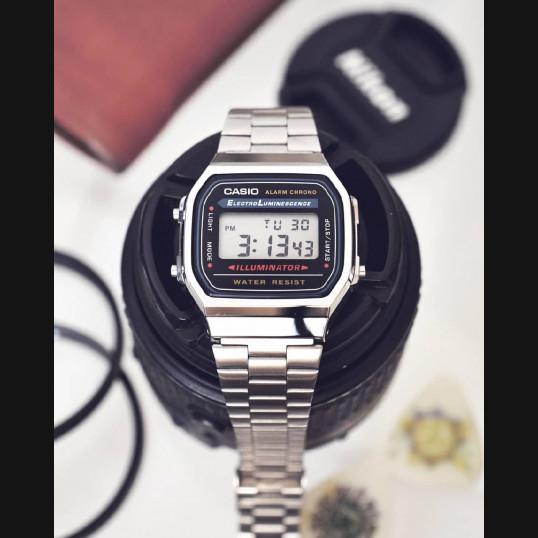 Casio Mens Vintage Watches A168