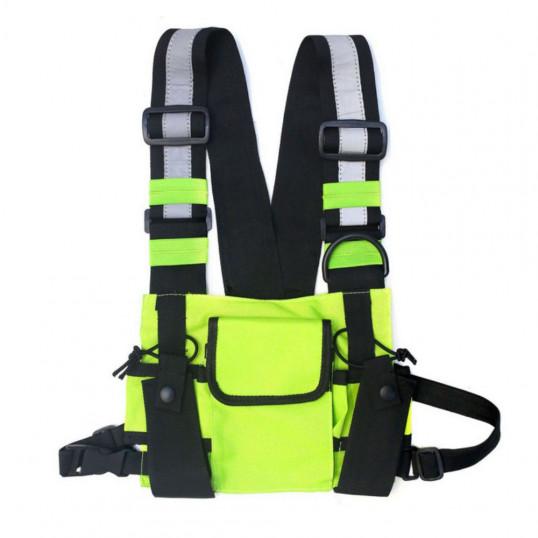 Chest Rig Bag | Volt-Green