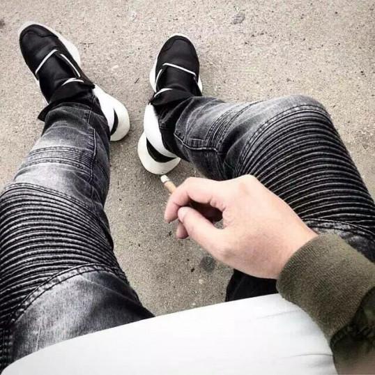 Biker Jeans 6602