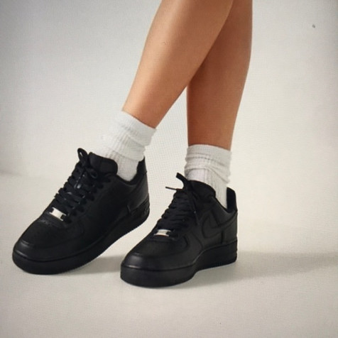 Nike Air Force 1 '07 Classic Black WMNS