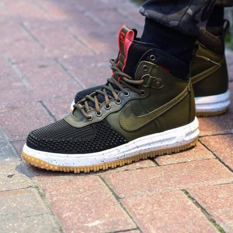 "Nike Lunar Force Duckboot ""Dark Loden"""