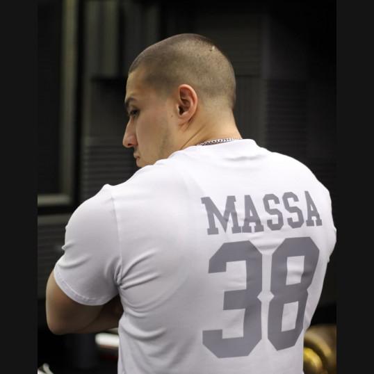 Футболка Massa=Soqqa   White