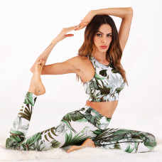 Костюм Fitness Floral | Tropical Forest
