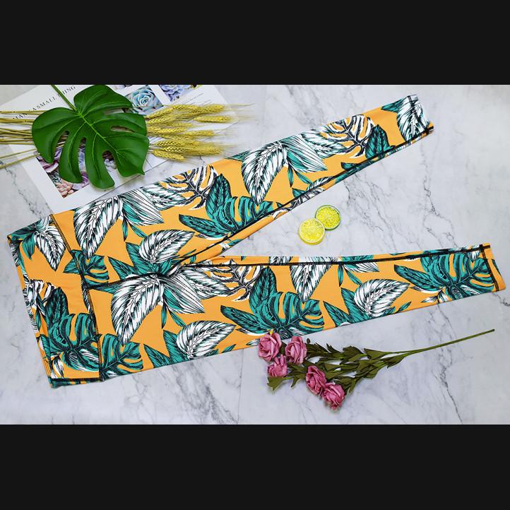 Костюм Fitness Floral   Green